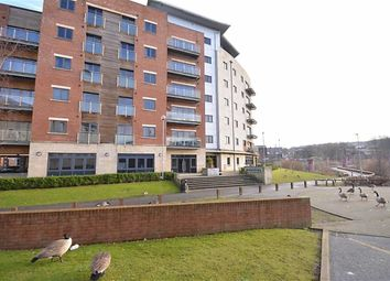 Thumbnail 2 bed flat for sale in St James Court West, Accrington, Lancashire