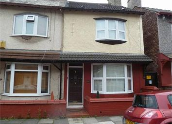 Thumbnail 3 bed terraced house to rent in Barndale Road, Liverpool