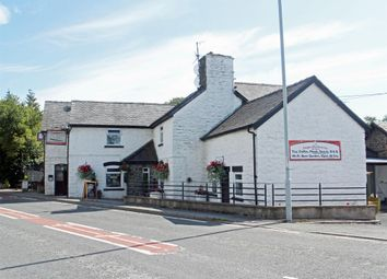 Thumbnail Pub/bar for sale in Powys SY17, Carno, Powys