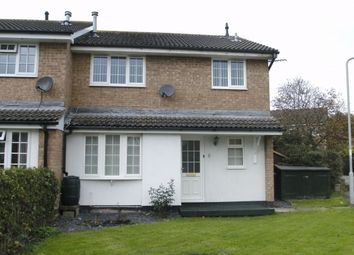 Thumbnail 2 bed end terrace house to rent in Sandpiper Close, Bridgwater