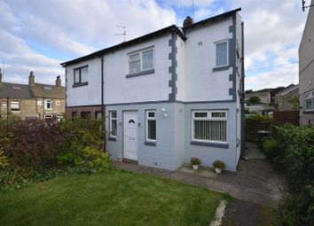 Thumbnail 3 bed semi-detached house for sale in Gaythorne Terrace, Clayton, Bradford