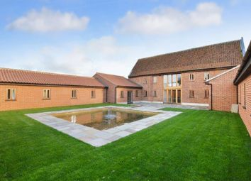 Thumbnail 10 bed barn conversion for sale in Neatherd Moor, Dereham