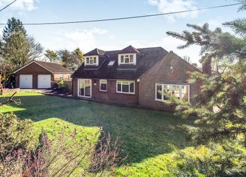Thumbnail 3 bedroom detached house for sale in Pilgrims Way, Trottiscliffe, West Malling