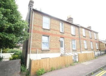 Thumbnail 3 bed end terrace house to rent in Castle Road, Chatham