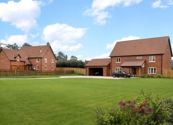 Thumbnail 5 bed property for sale in Poppy Fields, Burlingham Road, East Harling