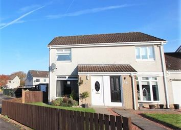 Thumbnail 2 bed semi-detached house for sale in Blackhill View, Law, Carluke
