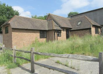 Thumbnail Office for sale in Lines Farm Barn, Lines Farm Estate, Parrock Lane, Colemans Hatch, Hartfield