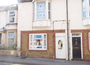Thumbnail 1 bedroom flat for sale in Richmond Road, Gillingham, Kent