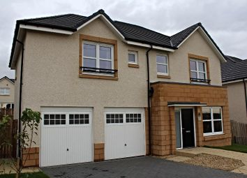 Thumbnail 4 bed detached house for sale in Mossbeath Grove, Glasgow