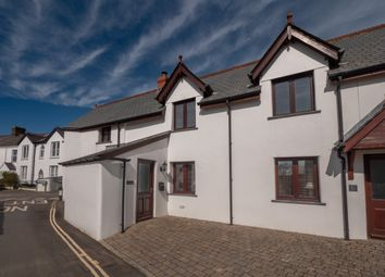 Thumbnail 3 bed terraced house for sale in The Square, Hartland, Bideford