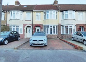 Thumbnail 3 bed terraced house for sale in Selsey Avenue, Gosport