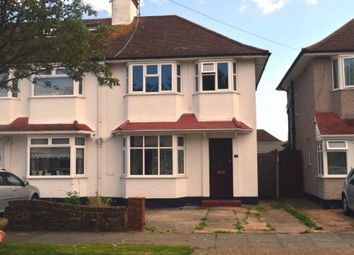 3 bed semi-detached house to rent in Pentland Avenue, Shoeburyness, Southend-On-Sea SS3