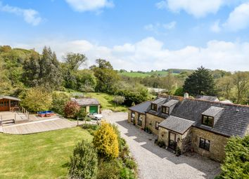 Thumbnail 4 bedroom detached house for sale in Near Yealmpton, Plymouth, Devon