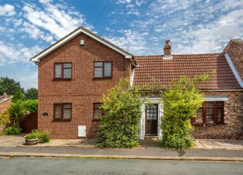 Thumbnail 4 bed equestrian property for sale in Wistowgate, Cawood, Selby