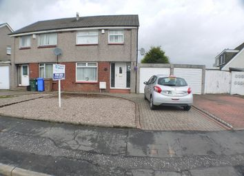 Thumbnail 3 bed semi-detached house for sale in Benbecula Road, Kilmarnock