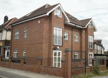 Thumbnail 1 bed flat to rent in Chadwell Heath Lane, Chadwell Heath, Romford