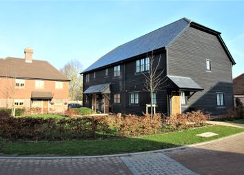 Thumbnail 2 bedroom terraced house to rent in Barker Fields, Southfleet, Gravesend, Kent