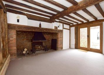 Thumbnail 3 bed terraced house for sale in High Street, Burwash, Etchingham, East Sussex