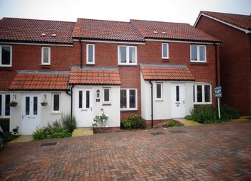 Thumbnail 2 bed terraced house to rent in Morgan Sweet, Cranbrook, Exeter