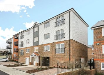 Thumbnail 1 bed flat to rent in Churchill Court, Eden Road, Dunton Green, Sevenoaks