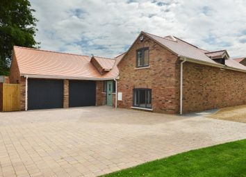 Thumbnail 5 bed detached house for sale in Days Lane, Biddenham, Bedford
