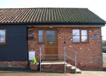 Thumbnail 1 bed cottage to rent in Thorpe Road, Aldringham, Leiston
