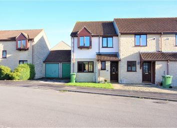 Thumbnail 3 bed terraced house for sale in Wedmore Close, Frome