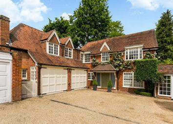 Thumbnail 5 bed detached house for sale in Pearson Road, Sonning, Reading