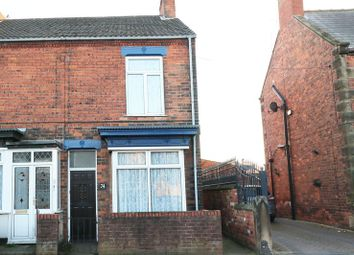 Thumbnail 2 bed semi-detached house for sale in Ashby High Street, Scunthorpe