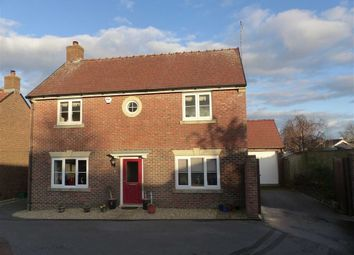 Thumbnail 4 bed detached house for sale in School Drive, Dorchester, Dorset