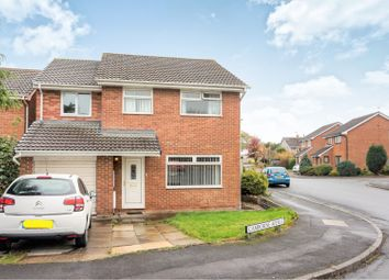 Thumbnail 4 bed detached house for sale in Camborne Avenue, Carnforth
