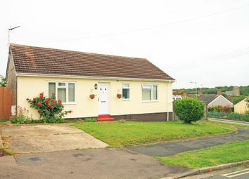 Thumbnail 3 bedroom detached bungalow to rent in Church Road, Stowmarket
