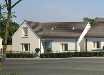 Thumbnail 2 bed semi-detached bungalow for sale in Godrevy Parc, Hayle, Cornwall