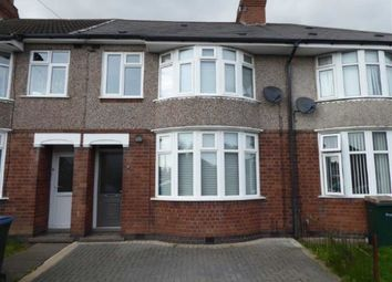 Thumbnail 3 bed terraced house for sale in Southbank Road, Coundon, Coventry