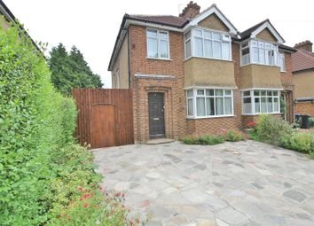 Thumbnail 4 bed semi-detached house for sale in Brigadier Hill, Enfield