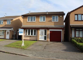 Thumbnail 4 bed detached house to rent in Becconsall Drive, Leighton, Crewe, Cheshire