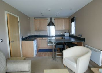 Thumbnail 1 bedroom flat for sale in Neptune Apartments, Phoebe Road, Copper Quarter, Pentrechwyth, Swansea