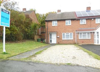 Thumbnail 2 bed terraced house to rent in Westacre Crescent, Finchfield, Wolverhampton