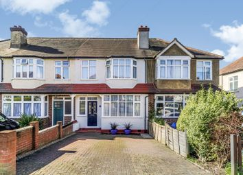 Thumbnail 3 bed terraced house for sale in Braemar Road, Worcester Park