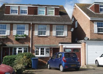 Thumbnail 4 bedroom semi-detached house for sale in Bishops Close, Barnet