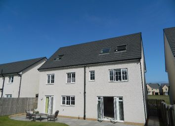 Thumbnail 6 bed detached house to rent in Corporal John Shaw Court, Prestonpans, East Lothian