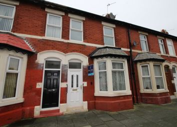 Thumbnail 4 bedroom terraced house for sale in Portland Road, Blackpool