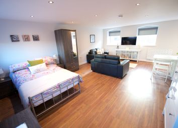 Thumbnail Studio to rent in West Street, Sheffield