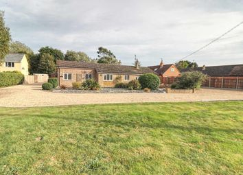 Thumbnail 5 bed detached bungalow for sale in Ferry Road, Clenchwarton, King's Lynn