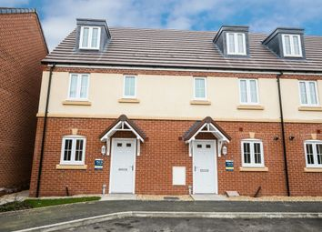 Thumbnail 4 bed terraced house for sale in Thomas Penson Road, Gobowen, Oswestry