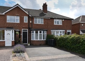 Thumbnail 3 bed terraced house for sale in Clarendon Road, Four Oaks, Sutton Coldfield