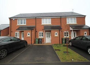 Thumbnail 2 bed terraced house to rent in Houghton Way, Birstall, Leicester