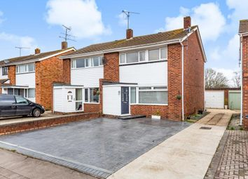 Thumbnail 3 bed semi-detached house for sale in Woodley, Reading
