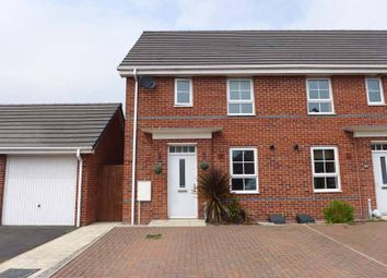Thumbnail 3 bed semi-detached house for sale in Hawthorne Drive, Thornton-Cleveleys