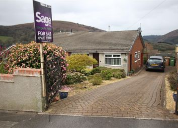 Thumbnail 2 bed semi-detached bungalow to rent in Mount Road, Risca, Newport